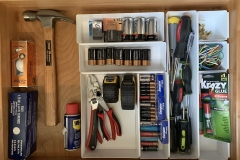 Finished Tool Drawer